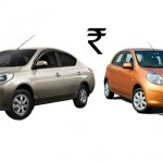 Nissan increases price of the Micra / Sunny petrol marginally