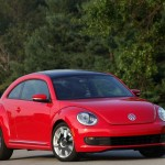 2012 Auto Expo: VW introduces the 21st century Beetle, New Touareg and New Phaeton to India
