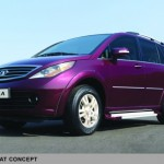 2012 Auto Expo: Tata Aria AT concept