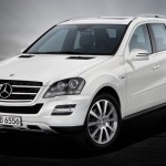 Mercedes-Benz launches the GL Grand Edition V6