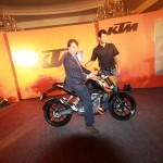 IMAGE GALLERY: KTM 200 DUKE launch event pics