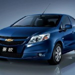 General Motors (GM) at 11th Auto Expo 2012