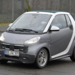 SPIED: Smart fortwo facelift