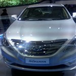 All new Hyundai Sonata at 2012 Expo: Images and details