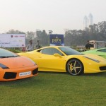 Fourth Parx Super Car Show gets underway in Mumbai