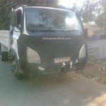 Tata Ultra LCV caught testing