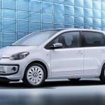 Volkswagen releases images of Up! 5 door version