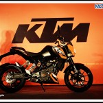 KTM 200 Duke booking amount reduced to INR 20,000
