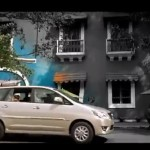 2012 Toyota Innova TV ad: You add colour to my life