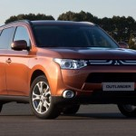 Mitsubishi releases first image of 2013 Outlander