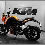 KTM Duke 200 deliveries start in Gujarat