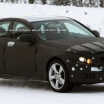 SPIED: 2014 Mercedes Benz C Class (again!!)