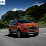 Ford India Celebrates 100,000 Sales Milestone for the Ecosport