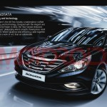 New Hyundai Sonata: Launch round the corner, official details up on India site