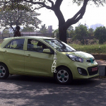 SPIED: Kia Picanto caught testing in Chennai (again!)