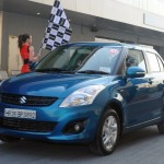 Official images of the all new Maruti Suzuki Swift Dzire