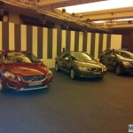 Volvo S60, XC60 and S80 D3 Kinetic launch: Image gallery