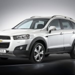 New Chevrolet Captiva to come to India by late-March