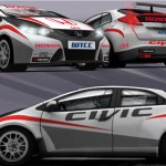 Honda to enter WTCC with the New Civic