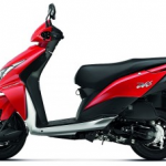 Honda Motorcycles launches new Dio @ Rs. 42,362