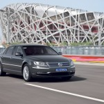 2014 Volkswagen Phaeton to be more efficient and lighter
