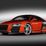 2014 Audi R8 is lighter and more powerful