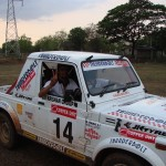 Desert Storm 2012: Rana maintains the lead on day 2