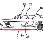 Mercedes to come up with a Four-door SLS AMG!?