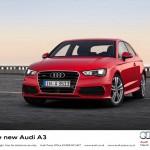 2012 Geneva Motor Show: 2013 Audi A3