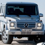 UNVEILED: Mercedes releases first image of 2013 G Class