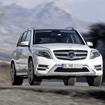 Mercedes Unveils 2013 GLK-Class: Images And All The Details