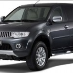 Mitsubishi Pajero Sport To Be Launched on 12th March