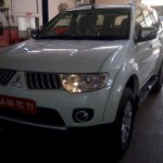 Images: Mitsubishi Pajero Sport on Indian Soil. Launch on 12th March