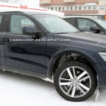 SPIED: All new Audi Q6. Audi tests the car with body shell of Q5