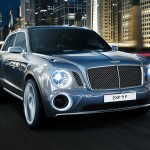 2012 Geneva Motor Show: Bentley Talks About Design Concept Of EXP 9 F [VIDEO]