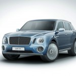 2012 Geneva Motor Show: Bentley Showcases EXP 9F SUV