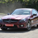 Mercedes SL63 AMG quick review: Motoring Ecstasy
