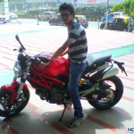 First Impressions: Reader Shekhar Singh Shares His Ducati 795 Experience With Us