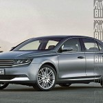 2014 Volkswagen Passat to be based on MQB platform and have a twin turbo oil burner
