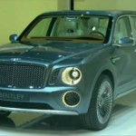 Production Model of Bentley EXP 9 F to Differ from the Concept