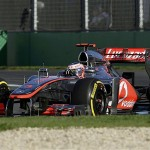 Jenson Button wins the first F1 GP race of this season
