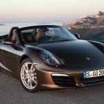 2012 Geneva Motor Show: 2013 Porsche Boxter Unveiled