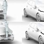 VIDEO: Volvo V40 Pedestrian Airbag system