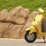 Vespa LX125 launched @ INR 66661. I so want to take the cool scoot to college