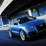Audi Q3 RS concept revealed