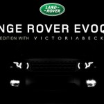 Victoria Beckham to unveil a special edition of Evoque in Beijing