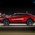 VIDEO: Lamborghini Urus teaser video