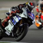 Lorenzo wins the Moto GP season opener in Qatar