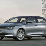2014 Volkswagen Passat to be based on MQB platform and get design hints from Cross Coupe