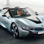 BMW i8 Spyder to debut at Beijing Motor Show